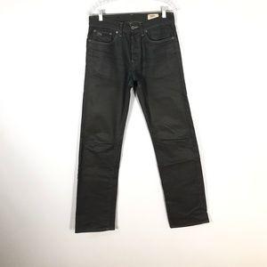 G-Star Raw 3301 Black Straight Leg Jeans  Size: 30